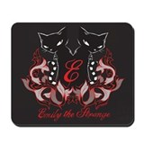 Cat Crest Mousepad