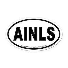 Apostle Islands National Lakeshore AINLS Euro Oval
