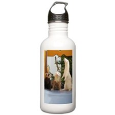 Adorable Trio Water Bottle