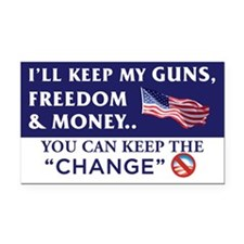 I'll Keep My Guns, Freedom & Money Rectangle C