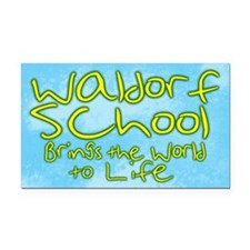 Waldorf School (Brings the World to Life) Rectangl
