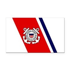 Coast Guard<BR> Rectangle Car Magnet 3
