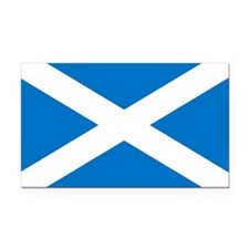 Scotland Rectangle Car Magnet