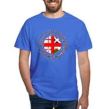 Great Britain team sport national flag crest T-Shirt