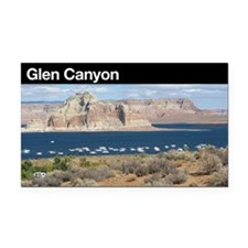 Glen Canyon NRA Rectangle Car Magnet