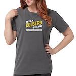 Bridge - Shiba Inu (std) Organic Kids T-Shirt (dar