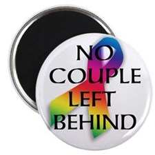 "Funny Same sex marriage 2.25"" Magnet (10 pack)"