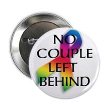 "Cute Gay marriage 2.25"" Button"
