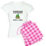 Morningwood Campgrounds Black.png Women's Light Pa