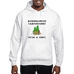 Morningwood Campgrounds Black.png Hooded Sweatshir