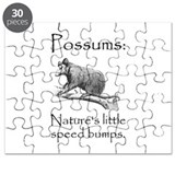 Possum Speed Bump.png Puzzle