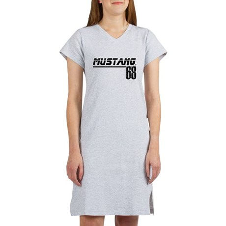 Mustang 68 Women's Nightshirt