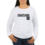Mustang 69 Women's Long Sleeve T-Shirt