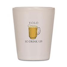 Y.O.L.O Shot Glass