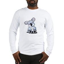 Sitting Koala Long Sleeve T-Shirt
