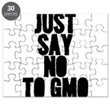 just say no to gmo Puzzle