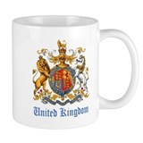 Royal Coat Of Arms Small Mug