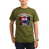 Croatia Football Soccer T-Shirt