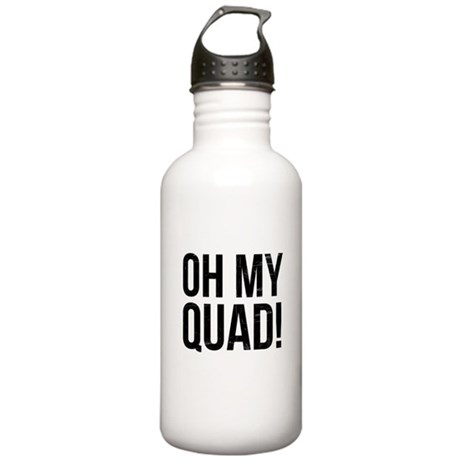 O. M. Q. Stainless Water Bottle 1.0L