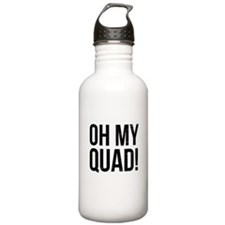 O. M. Q. Water Bottle