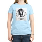 Cute Nubian goat T-Shirt