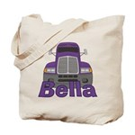 Trucker Bella Tote Bag