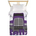 Trucker Bella Twin Duvet