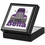 Trucker Bella Keepsake Box