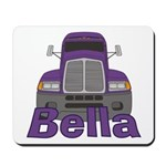 Trucker Bella Mousepad