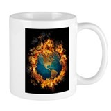 Burning World Mug