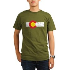 Cute Colorado flag T-Shirt
