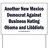 New Mexico Democrat Yard Sign