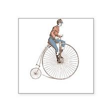 Ordinary Bike Square Sticker