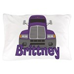 Trucker Brittney Pillow Case