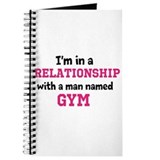 Im In A Relationship With A Man Named Gym Journal