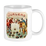 Curlers Label Mug Mug
