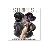 Mastiff 80 Square Sticker