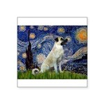 Starry-AnatolianShep 2 Square Sticker 3