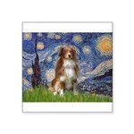 Starry-Aussie Shep #4 Square Sticker 3