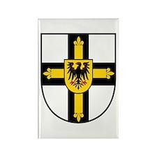 Crusaders Cross - Knights Templar Rectangle Magnet