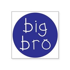 Big Bro Dark Blue Sibling Love Kids' Tee