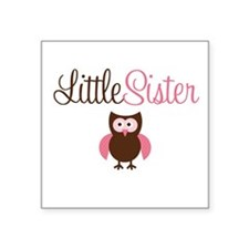 Lilly Bella Designs Square Sticker