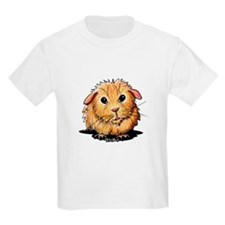 Golden Guinea Pig T-Shirt