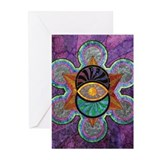 Karmic Balance Greeting Cards (Pk of 10)