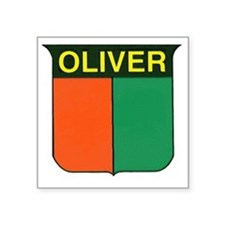 OLIVER Creeper Square Sticker