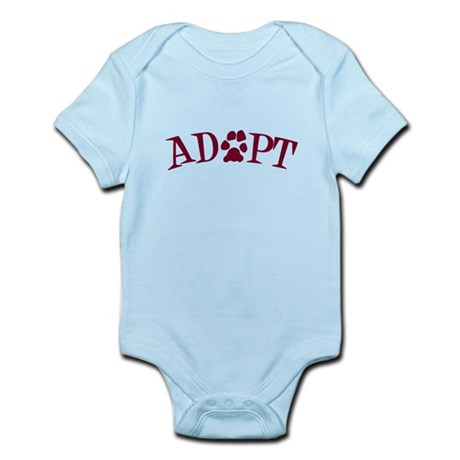 Adopt (With Paws) Infant Bodysuit