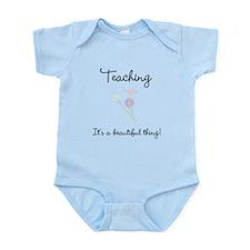 Teaching Beautiful Thing Infant Bodysuit