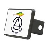 AA Fathers Day - Rectangular Hitch Cover