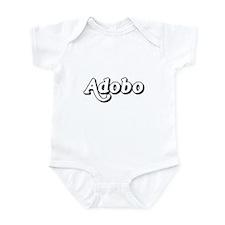 Adobo - Filipino tshirts Infant Creeper