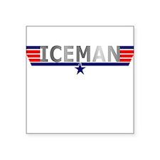 ICEMAN Square Sticker